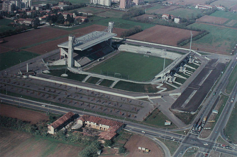 Storia Dello Stadio Di Monza Schiavi Spa