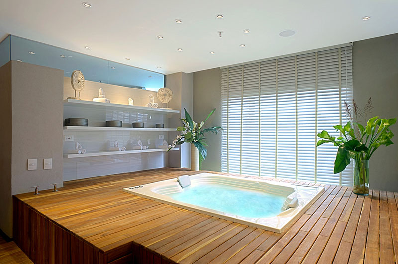 Spa in casa schiavi spa for Costruire una sauna