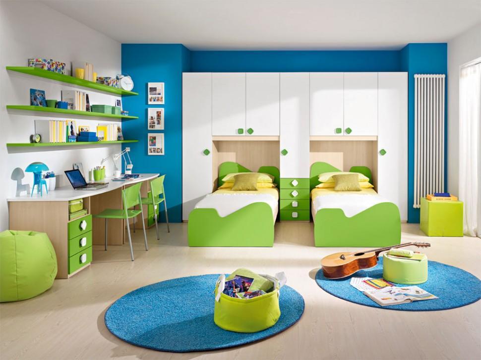 Come progettare la cameretta per bambini | SCHIAVI
