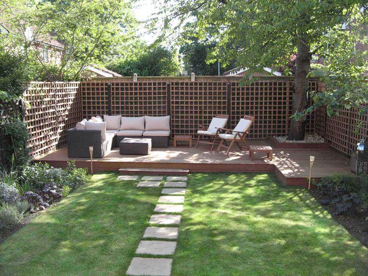 Préférence Come arredare il giardino di casa | SCHIAVI ZD71