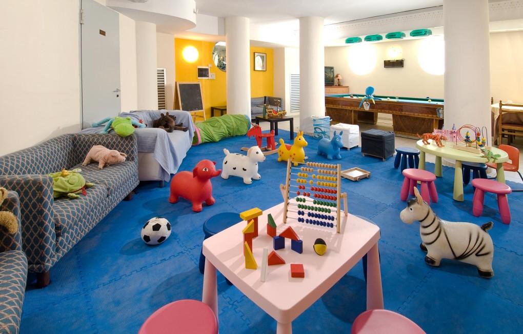 spesso Come arredare la sala giochi dei tuoi bambini | SCHIAVI WY82