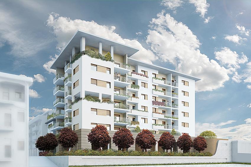 A Lecco nasce Residenza San Martino: le nostre scelte progettuali per un edificio d'eccellenza