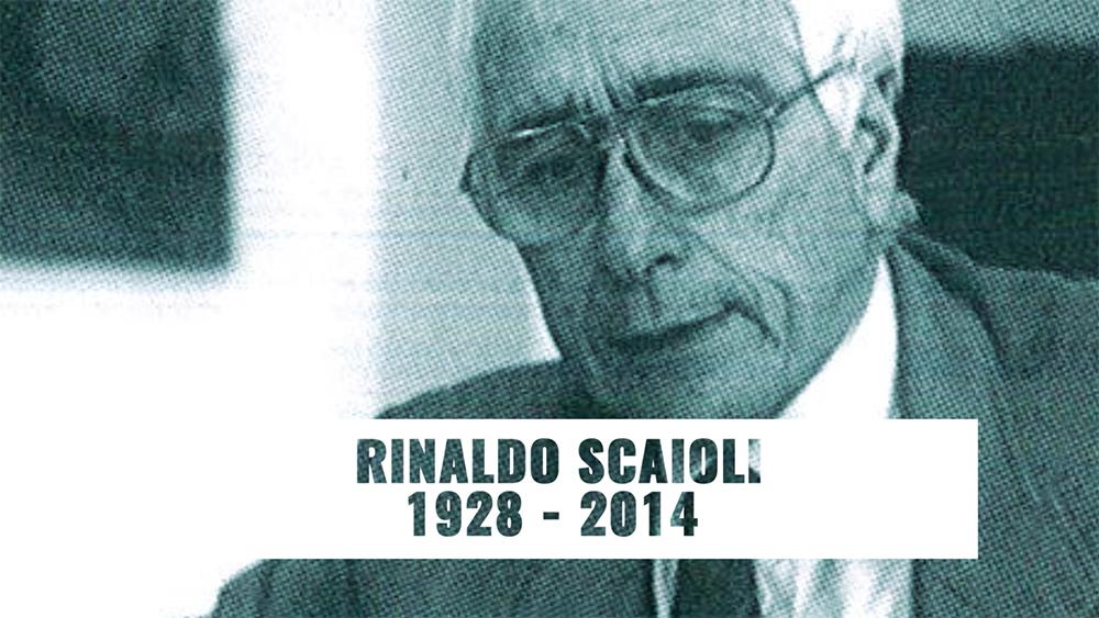 Arch. Rinaldo Scaioli: a quattro anni dalla scomparsa, uno dei suoi progetti più rivoluzionari