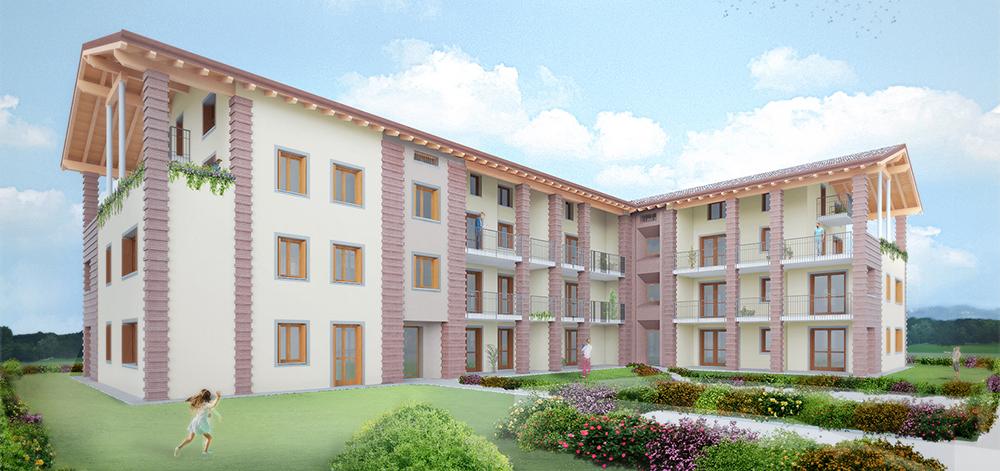 Residenza Antica Fornace a Carnate (MB): prende vita la nuova Palazzina