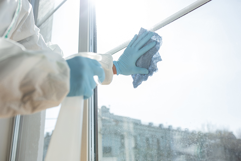 Pulizia e sanificazione degli ambienti domestici: come comportarsi?