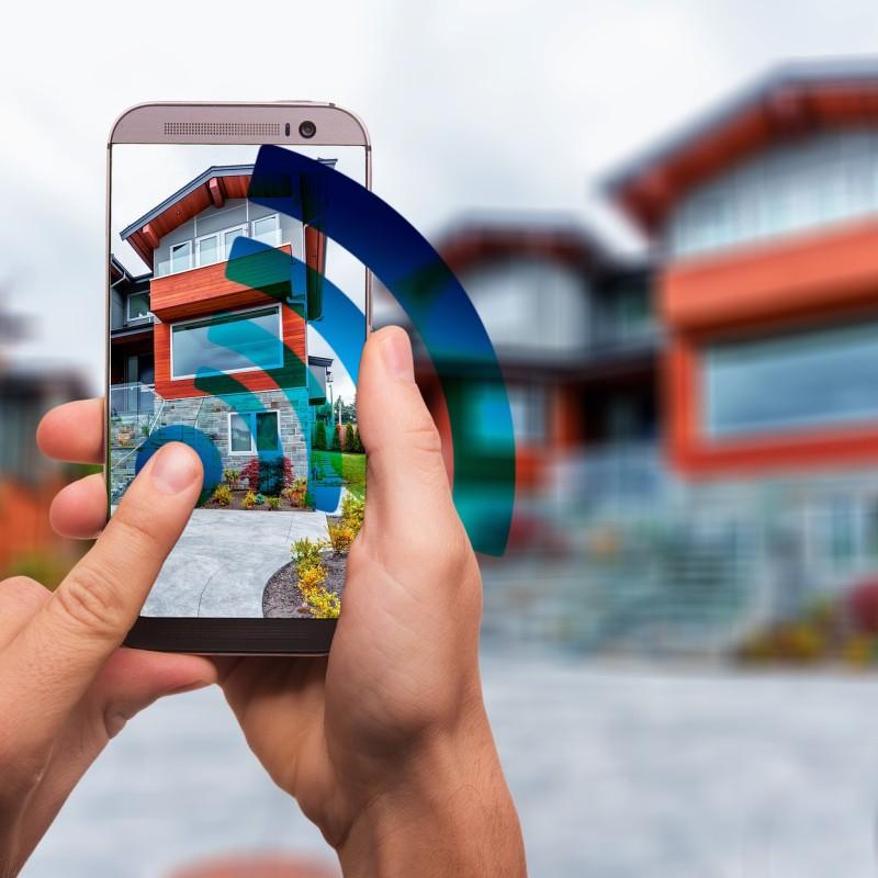 La casa aumentata: il futuro del residenziale intelligente