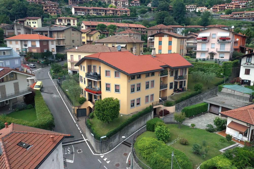 In ricordo dell'arch. Rinaldo Scaioli: Residenza Dargone a Lovere (BG)