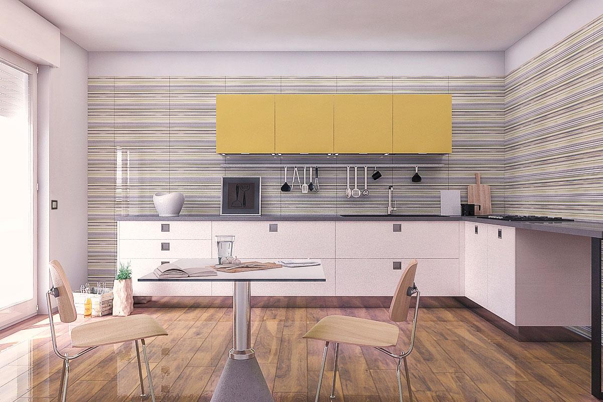 Soluzioni interni residenza san martino schiavi s p a - Soluzioni cucina ...