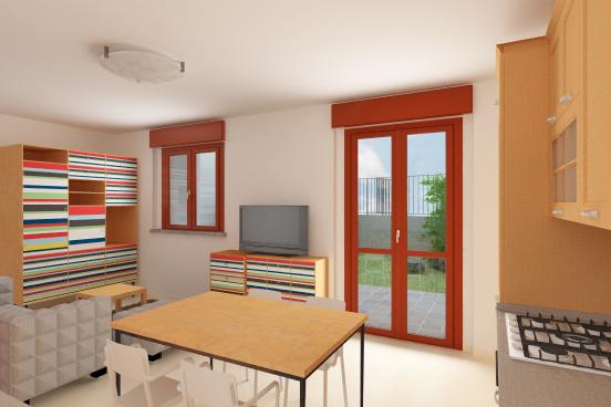 Soluzioni interni residenza il centro schiavi s p a for App design interni